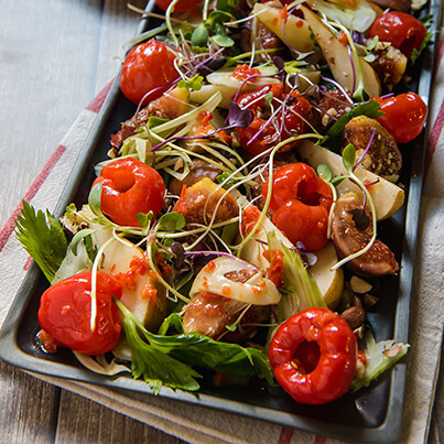 AUTUMN-SALAD-WITH-PEARS-FIGS-WALNUTS-CELERY_SWEET-PIQUANTE-PEPPERS-DRESSING-403x403