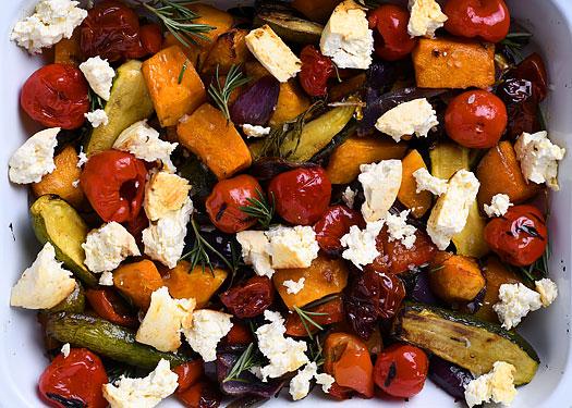 Roasted Vegetables Whole Peppadew